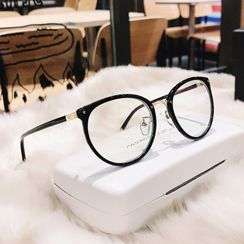 MOL Girl - Round Glasses