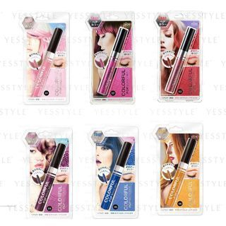 LUCKY TRENDY - PRM Colorful Pop Mascara 9ml - 6 Types