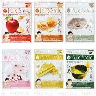 Sun Smile - Pure Smile Essence Mask - 27 Types