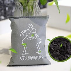 Home Simply - Charcoal Deodorizer Sachet