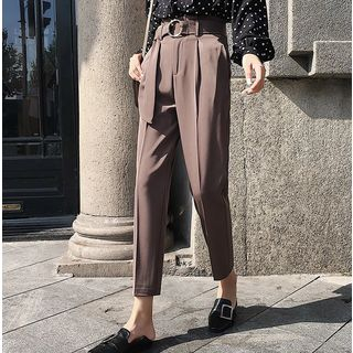 MAVIS - Cropped Dress Pants