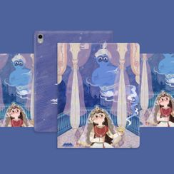 Filant - Princess Print iPad Case - Air 1 / 2 / 3 / Mini 1 / 2 / 3 / 4 / 5 / Pro Case