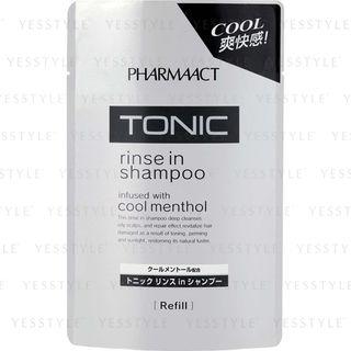 KUMANO COSME - Pharmaact Cool Tonic Rinse In Shampoo Refill