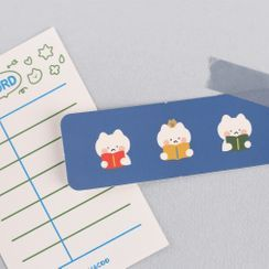 iswas - ''By.nacoo'' Illustrated Bookmark