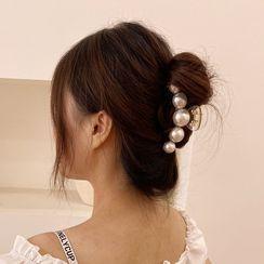 Miss Max - Faux Pearl Hair Claw