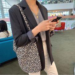 TangTangBags(タンタンバッグズ) - Pattern Corduroy Tote Bag