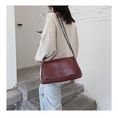 Aimyz - Faux Leather Shoulder Bag