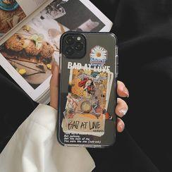 kloudkase - Print Phone Case - iPhone 12 Pro Max / 12 Pro / 12 / 12 mini / 11 Pro Max / 11 Pro / 11 / SE / XS Max / XS / XR / X / SE 2 / 8 / 8 Plus / 7 / 7 Plus