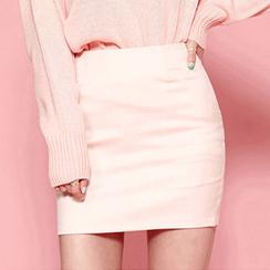 chuu - Minifalda lápiz