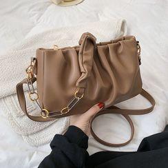 Ginadore - Shirred Shoulder Bag