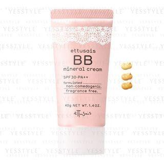 ettusais - BB Mineral Cream SPF 30 PA++ - 3 Types