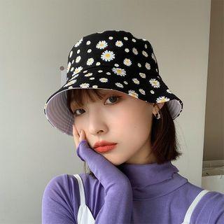 FROME - Daisy Print Bucket Hat
