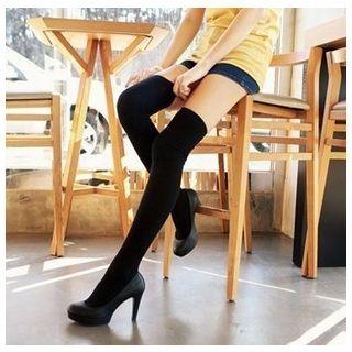 Hyoty - Thigh-High Stockings