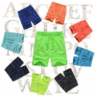 Carser - Quick Dry Swim Shorts