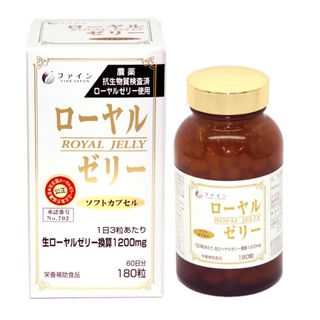 Fine Japan - Royal Jelly - 1200
