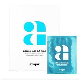 avajar - A-Solution Mask Aqua
