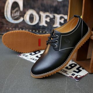 Taragan - Genuine Leather Oxfords