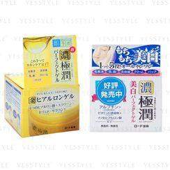 Rohto Mentholatum - Hada Labo Perfect Gel 100g - 2 Types