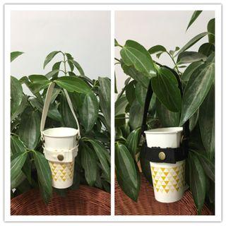 Cloud Forest - Reusable Coffee Belt