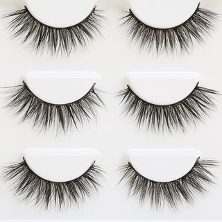 Marlliss - False Eyelashes (3 Pairs)