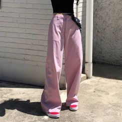 Zepto - Wide Leg Jeans