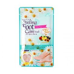 Rainbow Beauty - SOC Peeling Foot Care Pack (1pair)