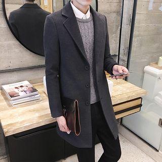 YIKES(ヤイクス) - Button-Up Coat