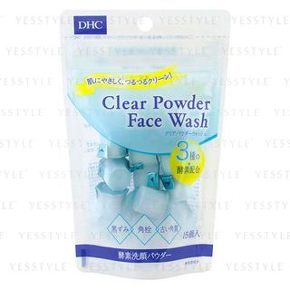 DHC - Clear Powder Face Wash
