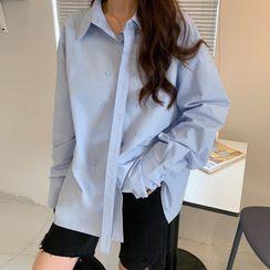 Dute(デュート) - Taped Plain Shirt