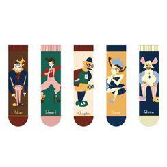 COLPO - Printed Socks