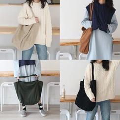 TangTangBags - Corduroy Tote Bag