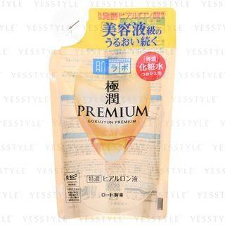 Rohto Mentholatum - Hada Labo Gokujyun Premium Lotion Refill 2020 Edition