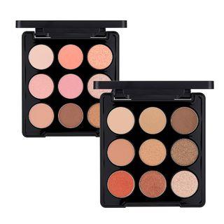 THE FACE SHOP - Mono Pop Eyeshodow Palette - 2 Types