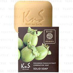 MAX - Kaki no Sachi Persimmon Tannin Extract Combination Solid Soap