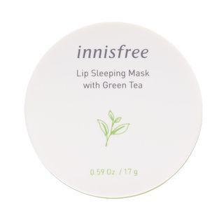 innisfree - Green Tea Lip Sleeping Mask 17g