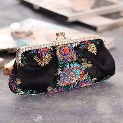 Moonflower - 刺绣晚装手包
