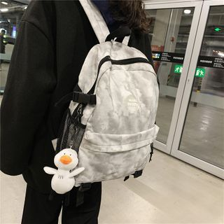Gokk - Nylon Zip Backpack