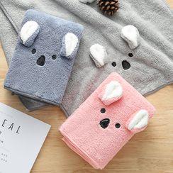 Mikamae - 动物干髪毛巾