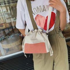 Behere - Canvas Bucket Bag
