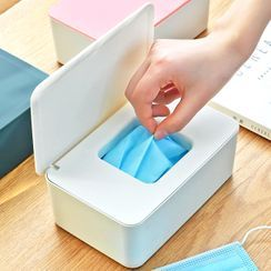 Cute Essentials - Plastic Surgical Mask Storage Box