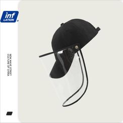 Newin - Baseball Hat with Face Shield (Anti Droplets)