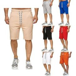 Cowofox - Drawstring Shorts