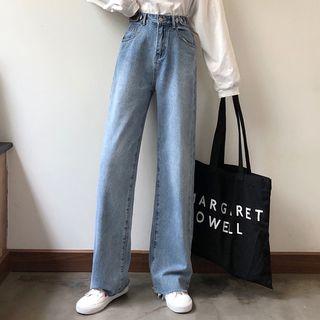 Shopherd - Wide Leg Jeans