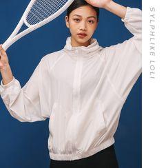 Sylphlike Loli - Quick Dry Zip Jacket