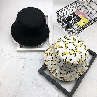 Cap Station(キャップステーション) - Reversible Bucket Hat