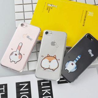 Arancia - Animal Printed Phone Case - iPhone X / 8 / 8 Plus / 7 / 7 Plus / 6S / 6S Plus / 5S
