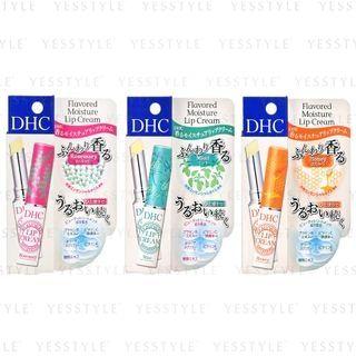 DHC - Fragrant Moisturizing Lip Balm 1.5g - 3 Types