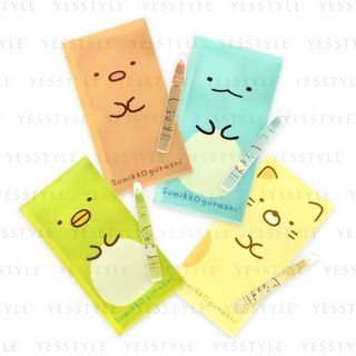 SunToys - San-X Sumikko Gurashi Mask Storage Folder & Button Pressing Sanitizer Tool - 6 Types