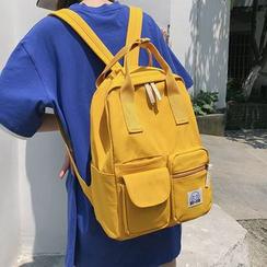 Glorieta - 帆布電腦背包