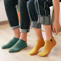 Guliga(グリガ) - Plain Low Socks